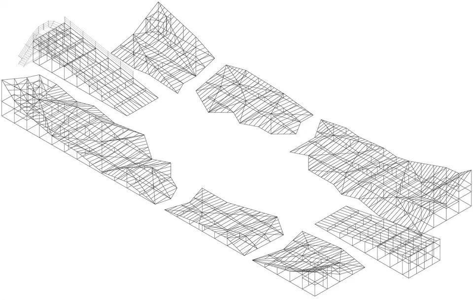 拉脱维亚100周年国庆舞台设计