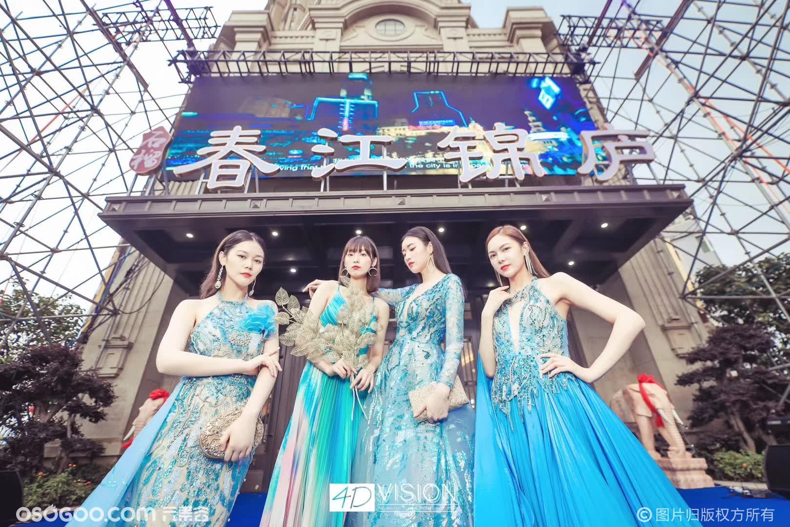 亚上文化-亚上礼服&蓝祖海&主题礼服租赁