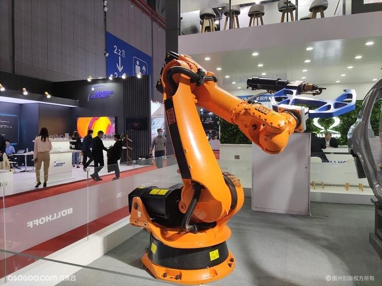 工业机器人租赁 工业机械臂舞台LED大屏舞蹈展示