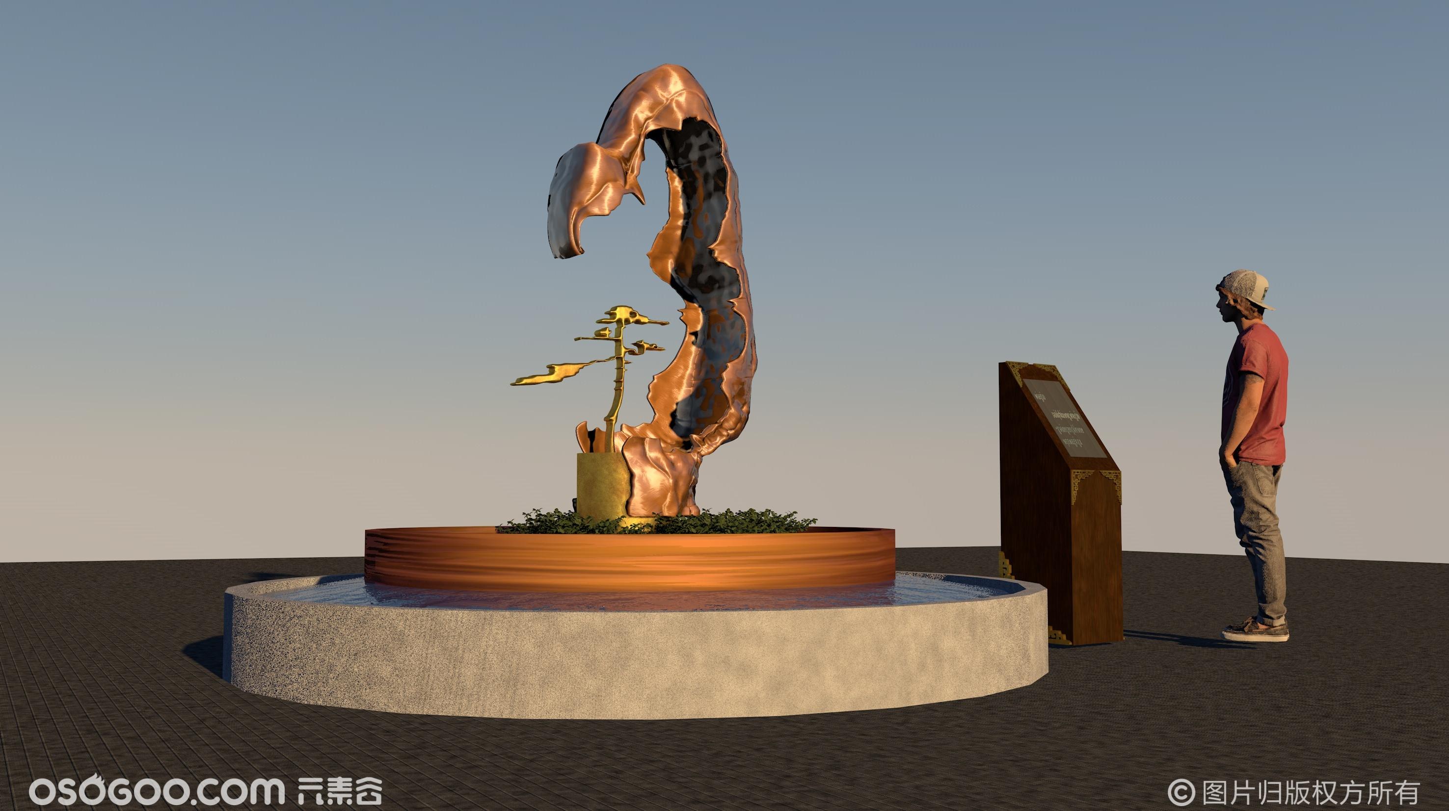 现代文化雕塑.孝.长寿.盆景.教育.运动