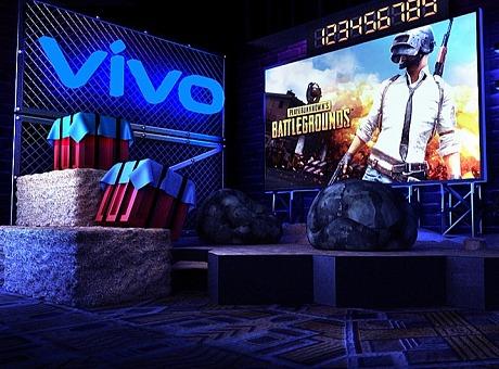 手机发布会设计案例|VIVO V17Pro