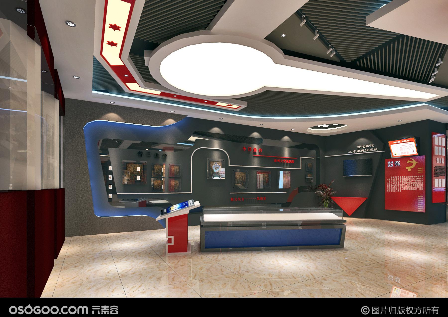 党建科技展厅
