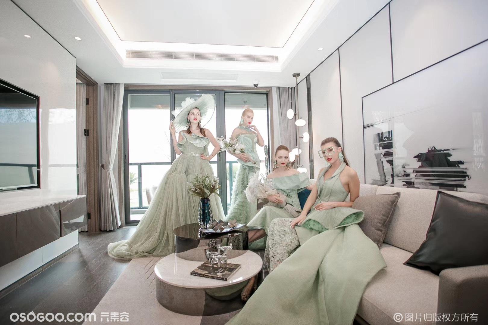 亚上文化-亚上礼服&爱丽丝绿