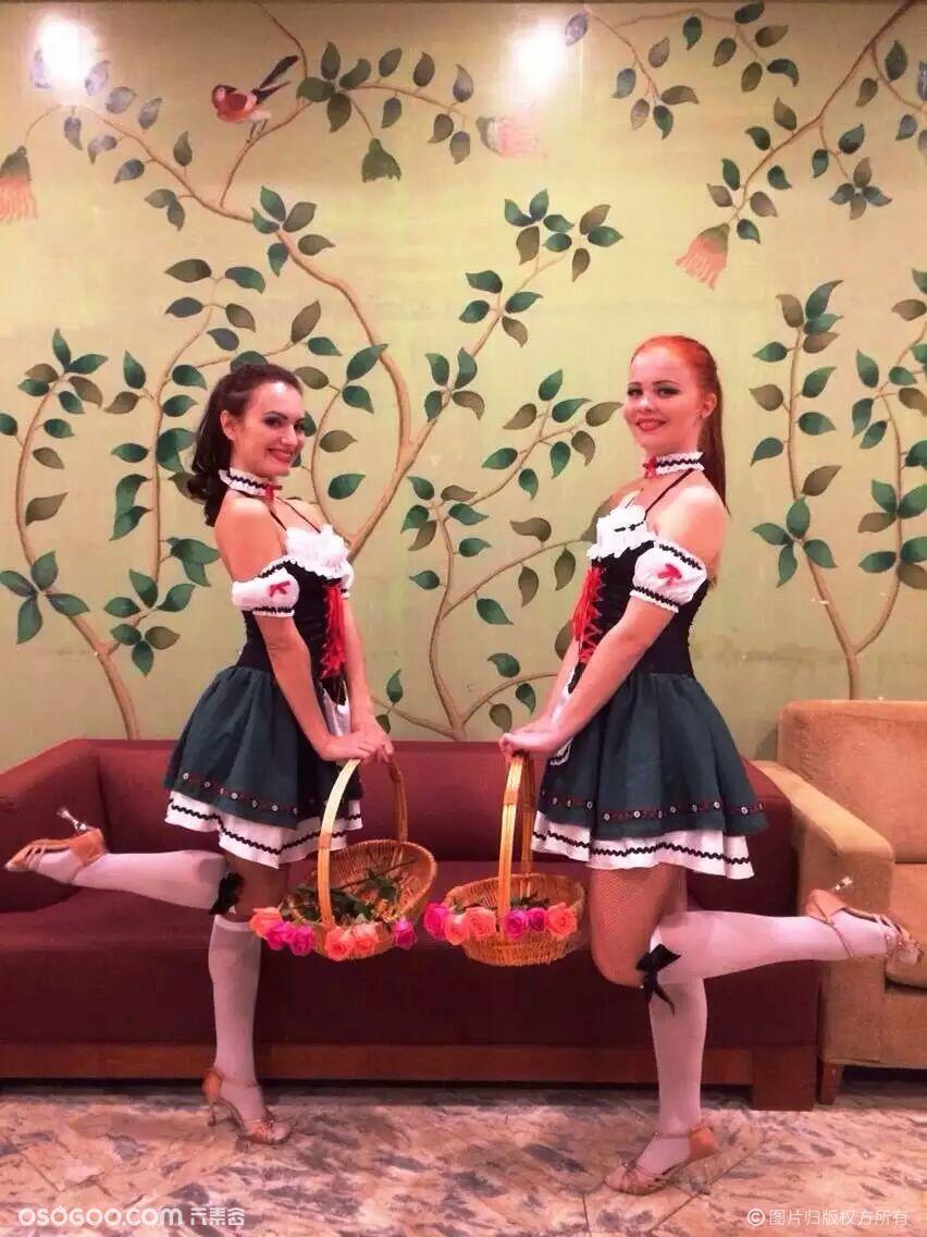 广东外籍舞蹈资源 德国风格舞蹈