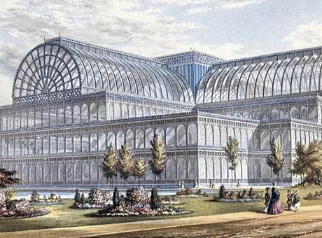 160年前在水晶宫里摆地摊儿,甚至吸引了达尔文的光临。