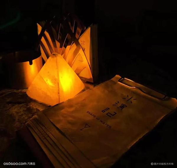 【案例】艺术科技与美食体验空间·水演记光影餐厅