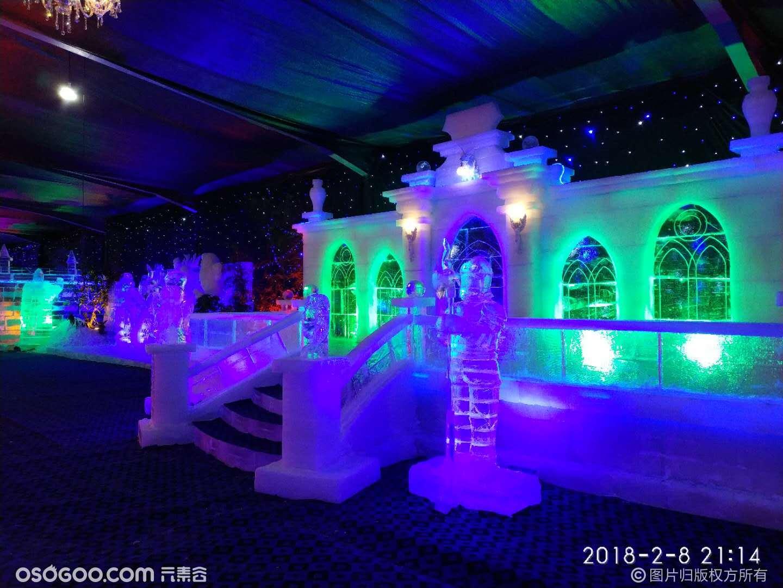 夏季冰雕展出租冰雪大世界搭建冰雕展制作策划冰雕展厂家