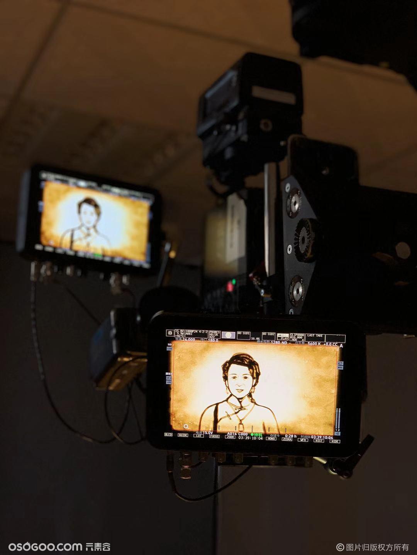 沙画视频制作 沙画广告宣传片 沙画视频录制 订制沙画