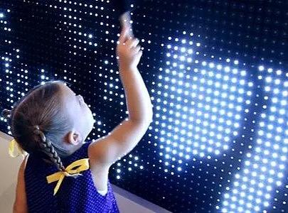 【第三墙文旅】手势互动科技感十足的互动装置案例集锦