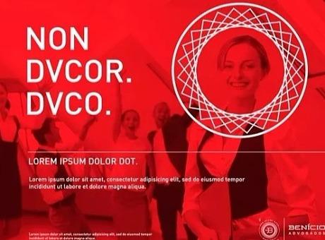 干货|VI-红色系品牌视觉系统