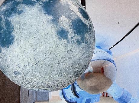 大明气模——漫无边界 航天文创展