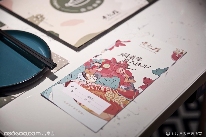 广东餐厅设计·黄记煌从清朝来,在2019年达到颜值巅峰