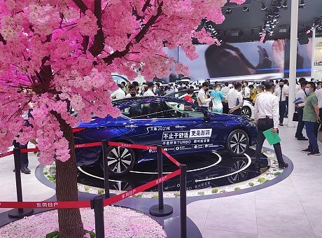 现场 | 2021粤港澳大湾区国际汽车博览会