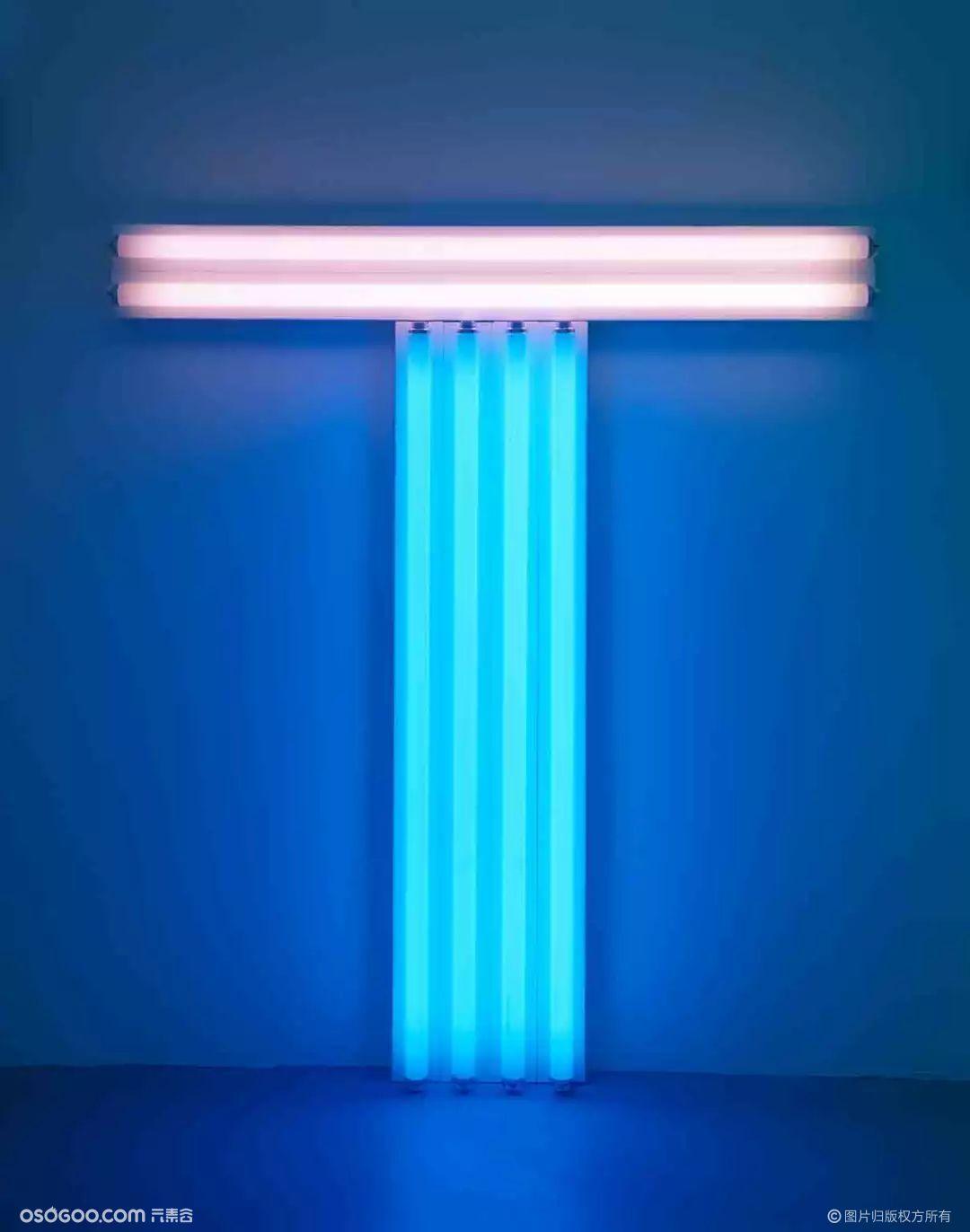 """空间灯光艺术设计""""极简主义"""""""