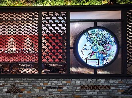 """深圳火锅餐厅设计,""""花椒遇见辣椒"""",中式风式火锅餐厅"""