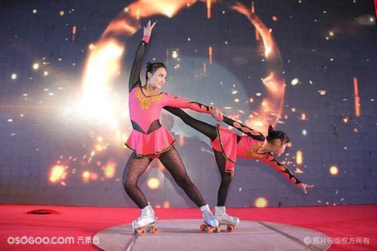 广州年会节目、主持沙画魔术舞蹈、乐队杂技