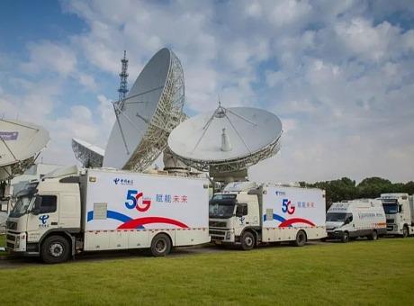 应急通信保障服务,应急通信车,应急5G服务