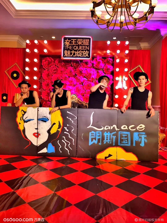 创意节目开场节目-街舞涂鸦秀 嘻哈涂鸦秀