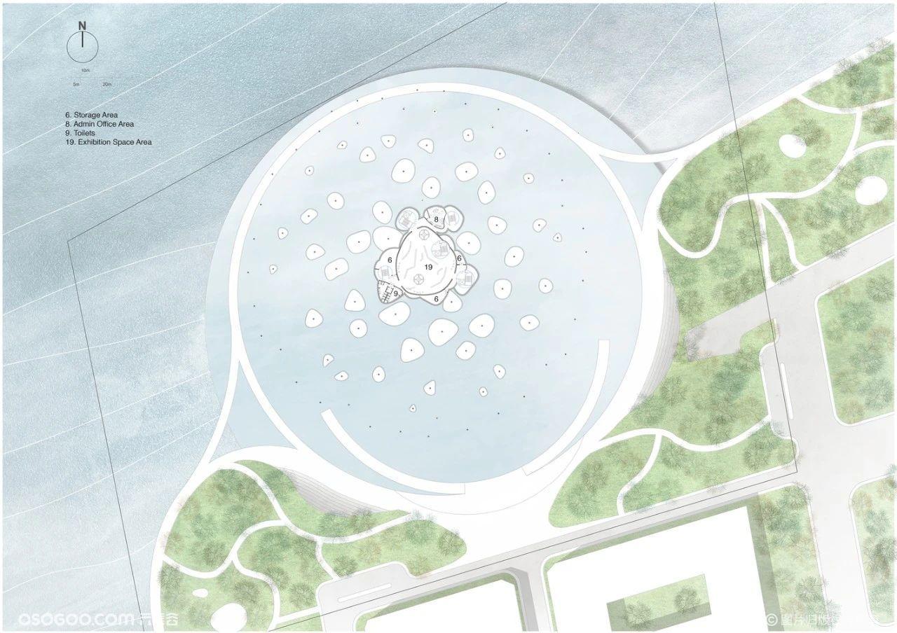 深圳前海新地标设计方案「天空之城」