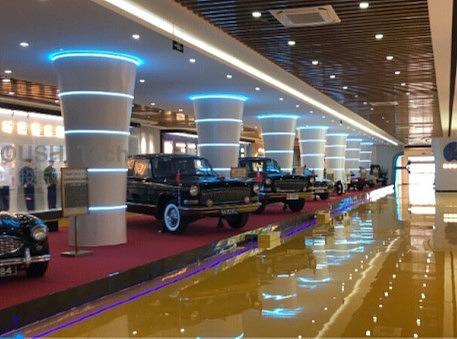 投石案例:南京市公安局交通管理局车辆管理所汽车文化驿站