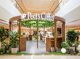 北京Peet's Coffee快闪店