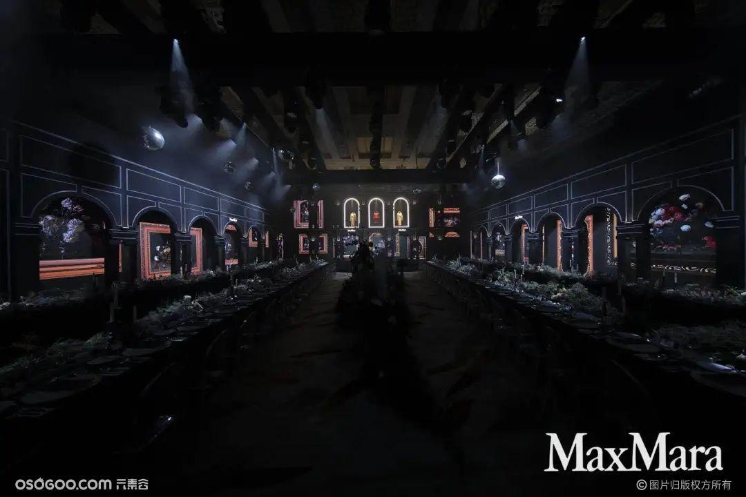 Max Mara2021春夏新品发布会