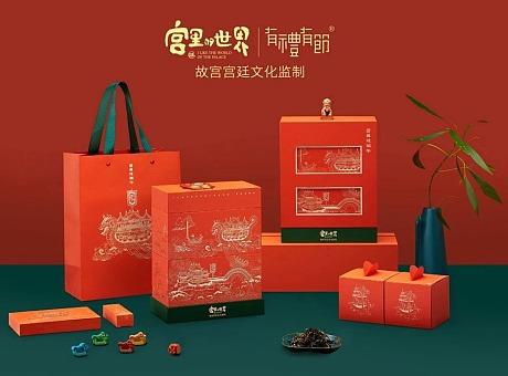 """与""""粽""""不同的端午包装设计"""