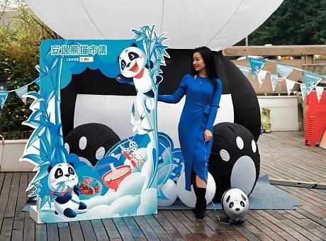 安逸熊猫市集