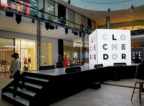 这个立方体,让购物中心实现了多维度服务