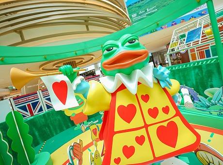 「HELLO PEPE悲伤蛙」西南首展