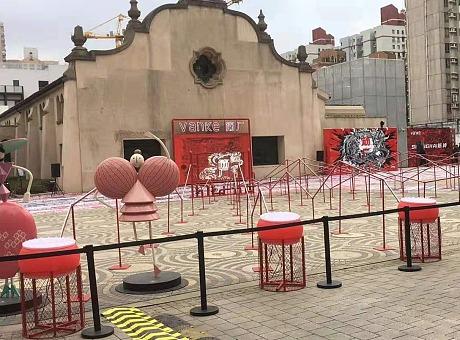 光波鼓上海万科筋厂案例