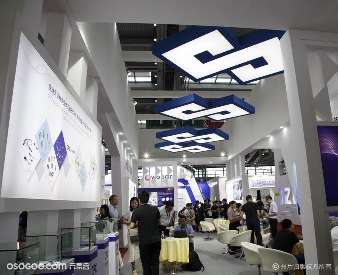 展台设计 科技类展台设计案例
