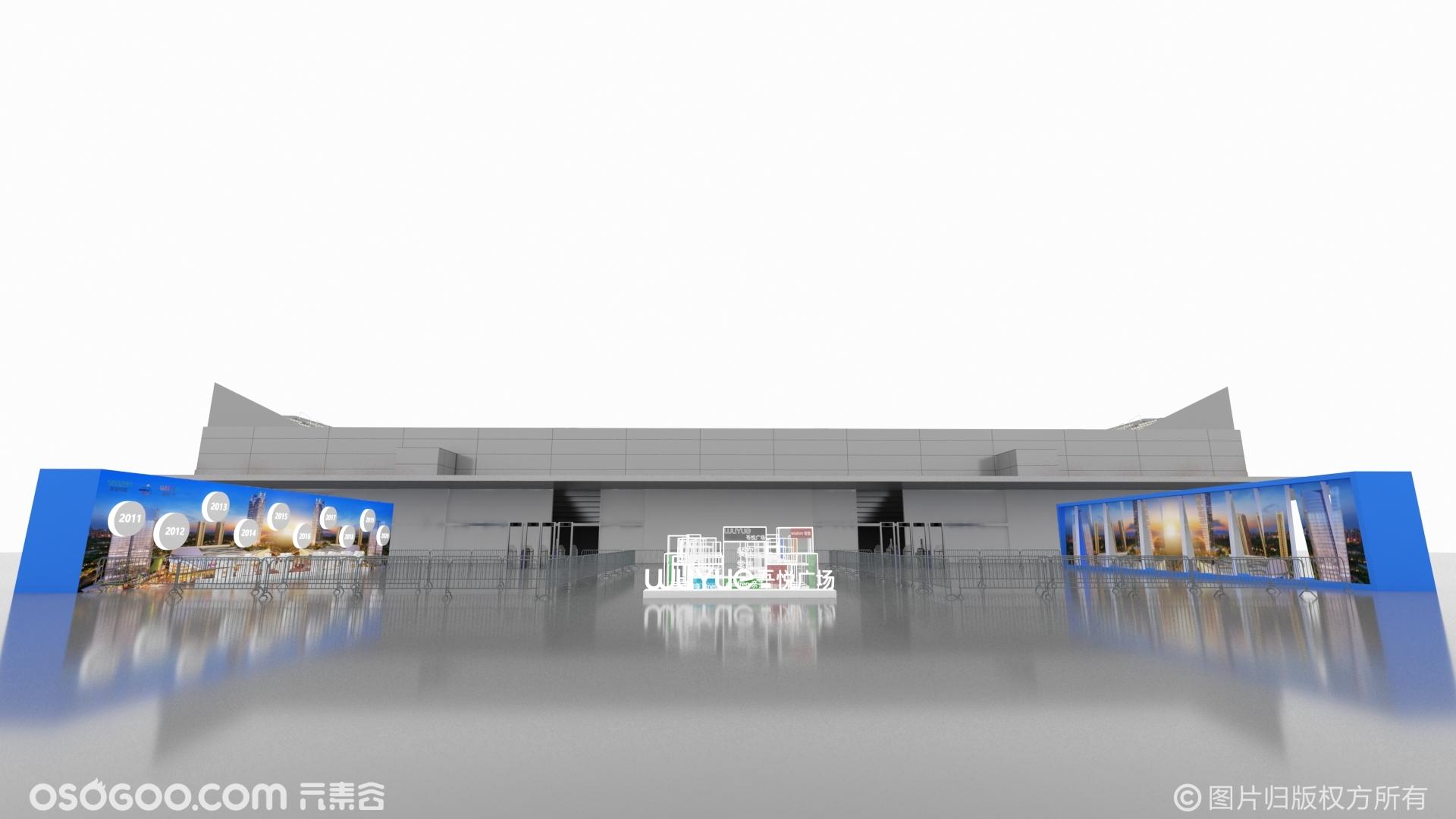 体育馆演唱会舞台效果图