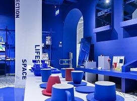 Blue+蓝色生命体艺术展