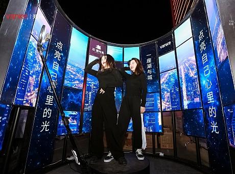 2020.09.12郑州房地产 万科·新田湖与城