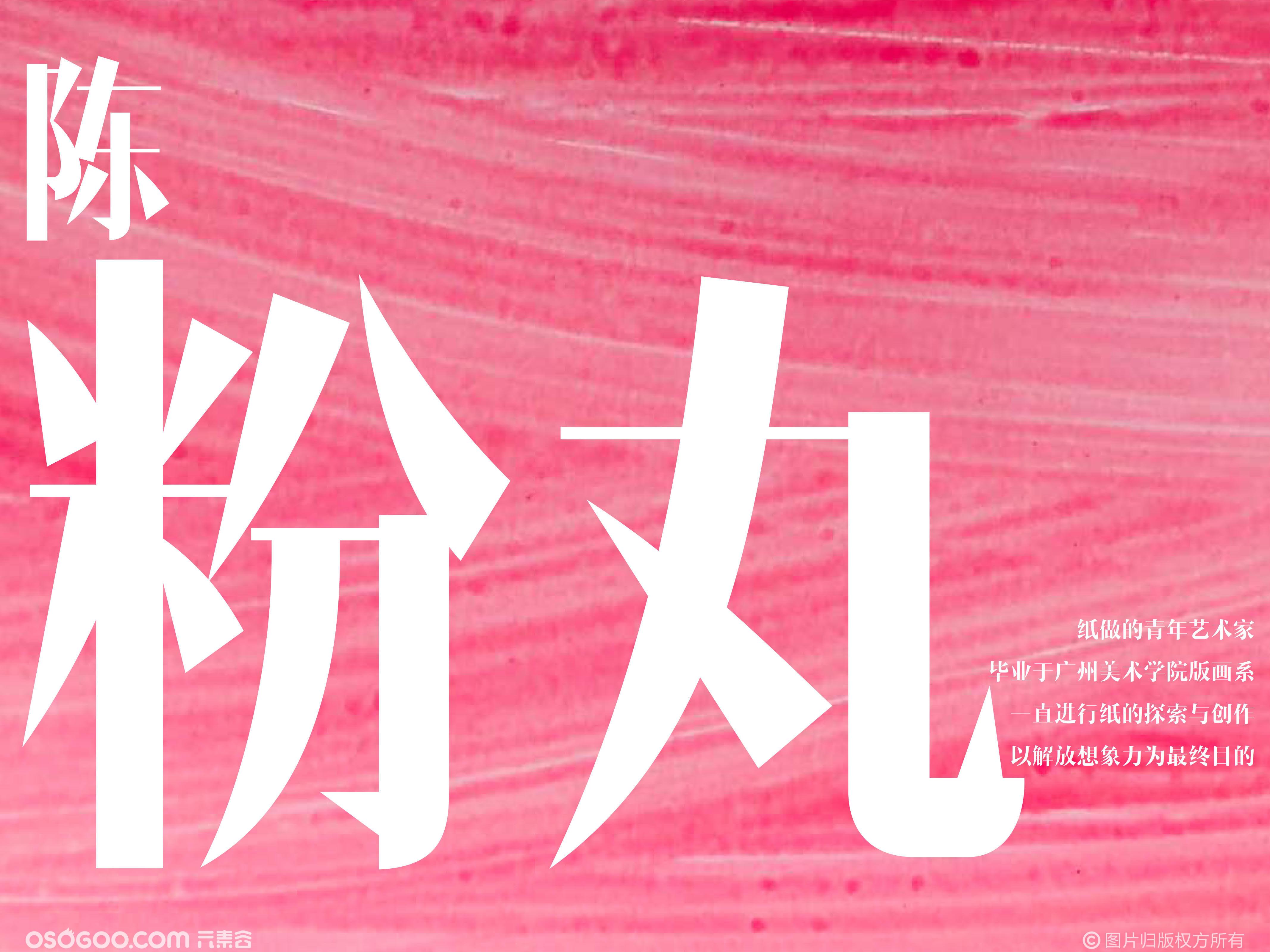 剪纸艺术家陈粉丸艺术展