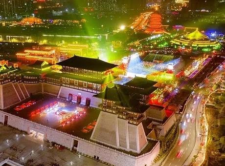 第39届中国洛阳牡丹文化节开幕式