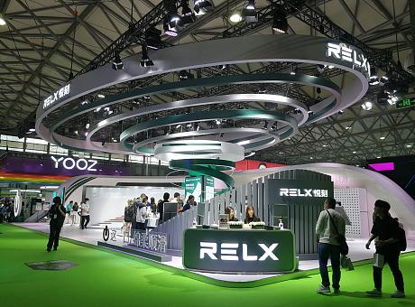 《第三届IECIE上海蒸汽文化周》---展台WiFi网络覆盖