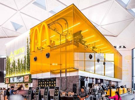 悉尼金拱门空中厨房