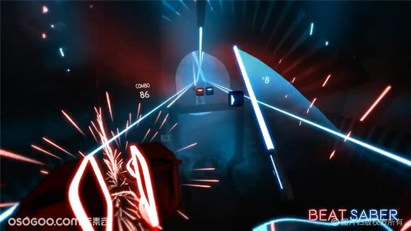 AR光剑互动道具