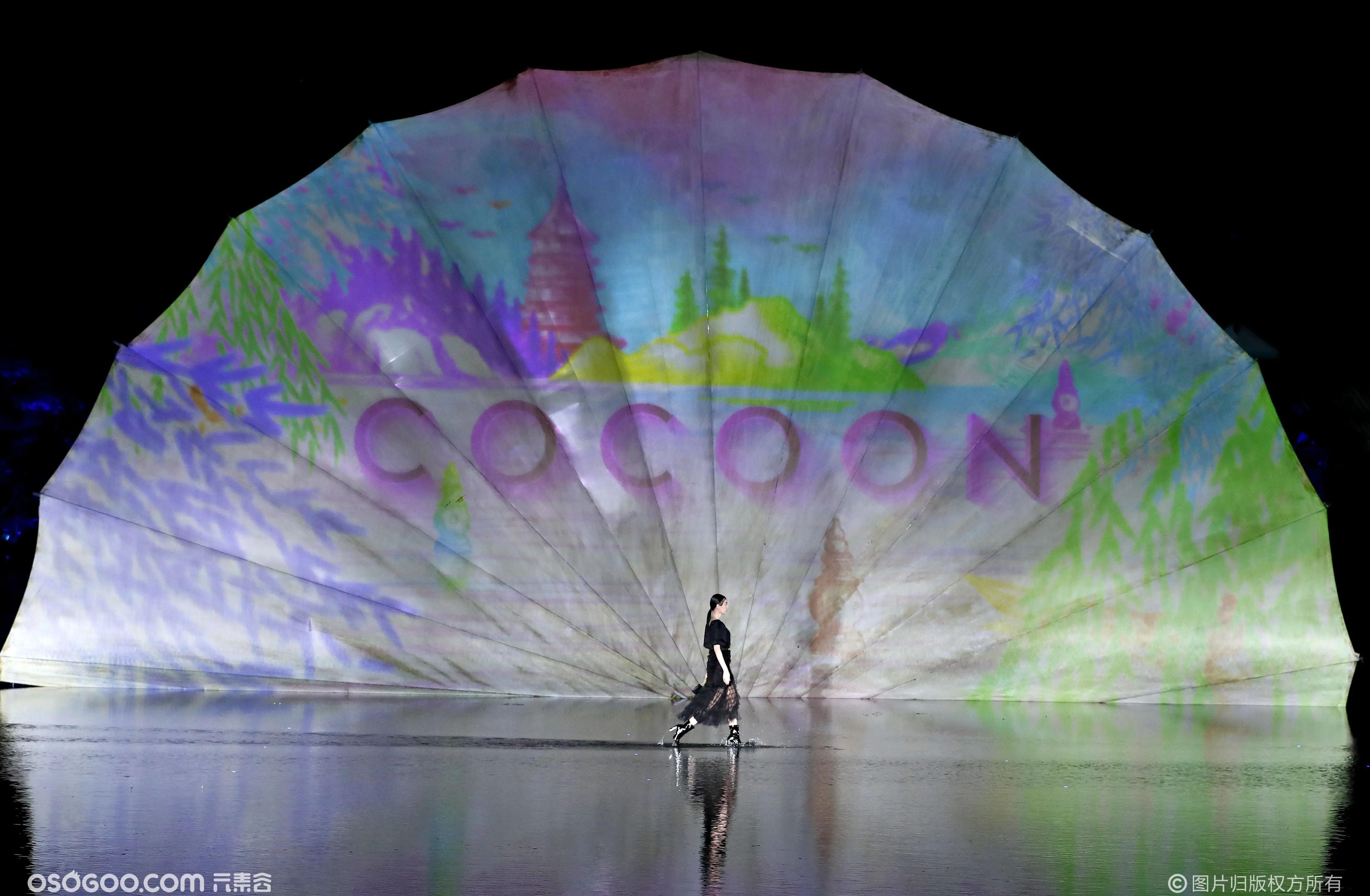 COCOON可可尼 2021秋冬时装发布大秀