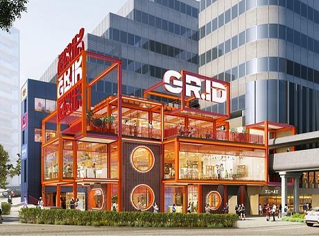 GR.iD购物中心