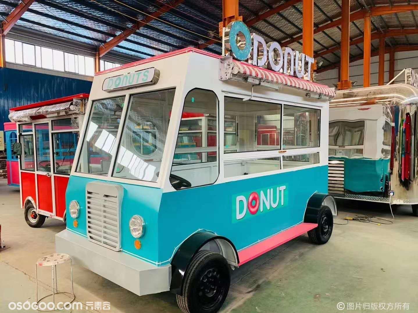 移动餐车出售多功能商业引流设备移动餐车定制厂家