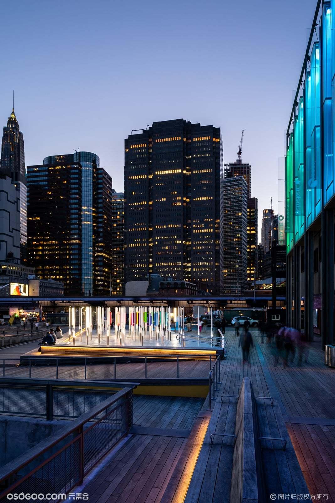城市互动装置