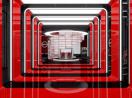 东风日产展厅设计