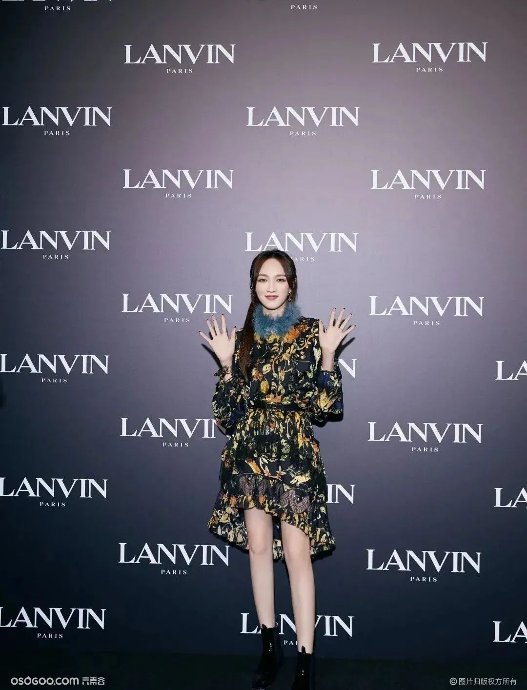 LANVIN 2021春夏系列时装大秀