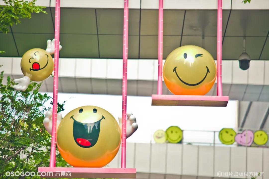 Smiling美陈,用微笑传递正能量