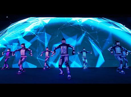 全新超像素电光舞