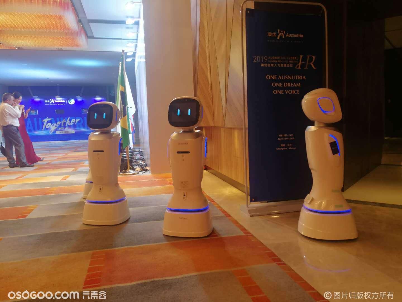 机器租赁 识别签到机器人 讲解迎宾机器人