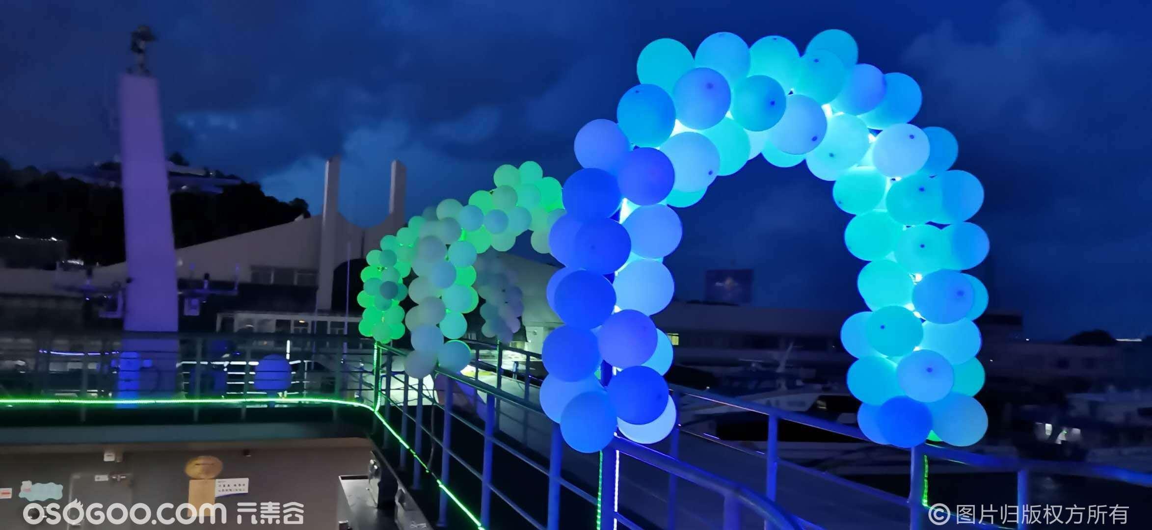 九州港夜游珠海